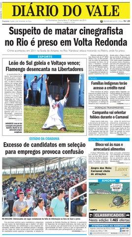 76581df42ce74 7230 diario do vale quinta feira 27 02 2014 by Diário do Vale - issuu