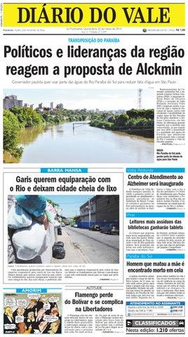 ebdd29fe020 7249 diario do vale quinta feira 20 03 2014 by Diário do Vale - issuu