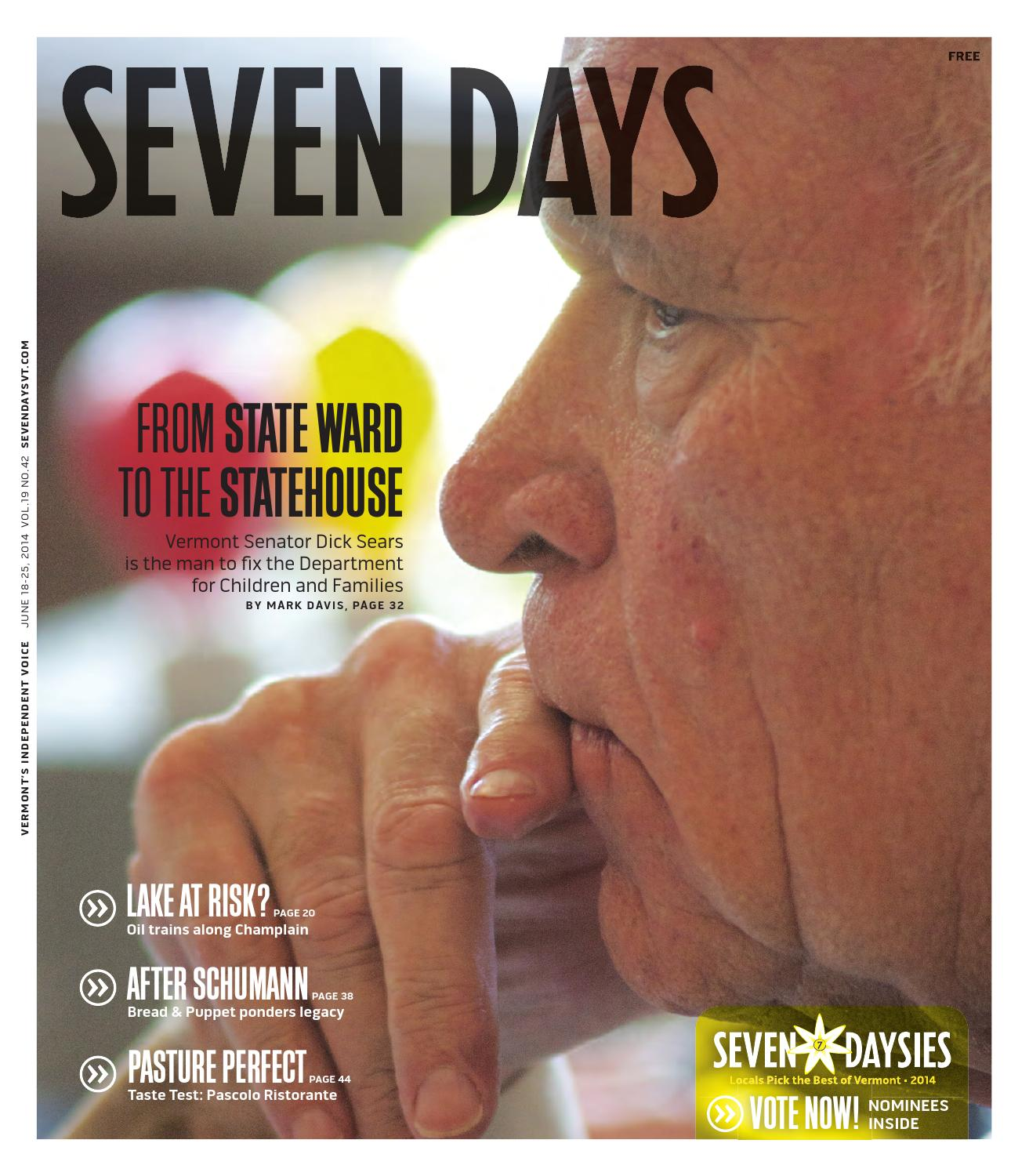 Seven Days June 18 2014 by Seven Days issuu