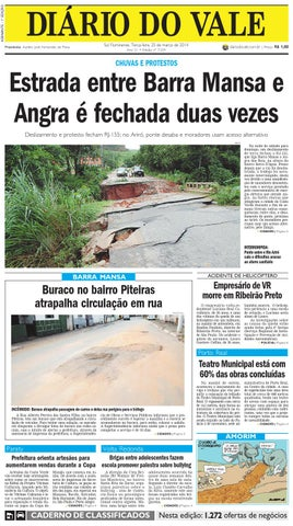7254 diario do vale terça feira 25 03 2014 by Diário do Vale - issuu c1342299ff