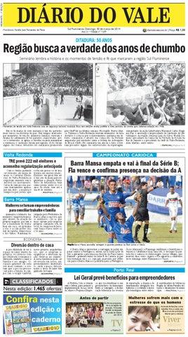 7259 diario domingo 30 03 2014 by Diário do Vale - issuu e9b637188b