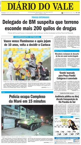 fc58dbf48b6 7260 diario do vale segunda feira 31 03 2014 by Diário do Vale - issuu