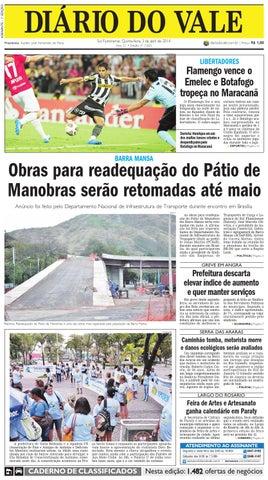 8f50bd9604913 7263 diario quinta feira 03 04 2014 by Diário do Vale - issuu