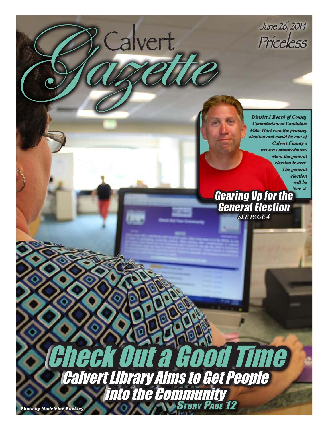 54fbfe9d3d50f 2014-06-26 The Calvert Gazette by Southern Maryland Online - issuu