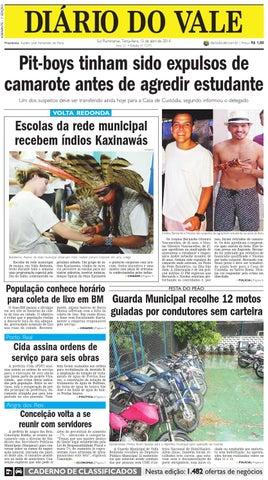 b46bb6f2d7c 7275 diario terca feira 15 04 2014 by Diário do Vale - issuu