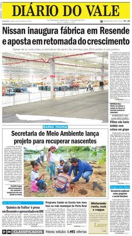 7276 diario quarta feira 16 04 2014 by Diário do Vale - issuu b4730ca3f8e31