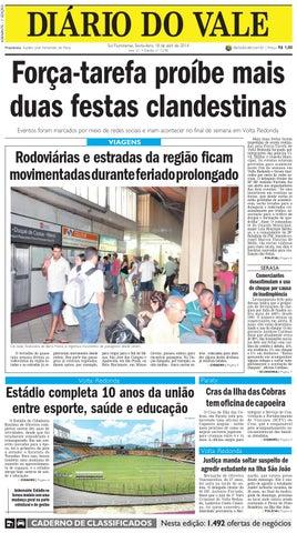 2b4c8b598 7278 diario do vale sexta feira 18 04 2014 by Diário do Vale - issuu