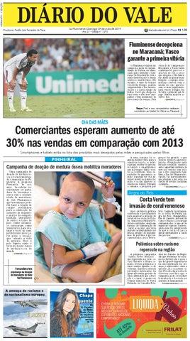 4dcbda926e 7293 diario domingo 04 05 2014 by Diário do Vale - issuu