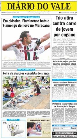 79534ff4f29 7301 diario segunda feira 12 05 2014 by Diário do Vale - issuu