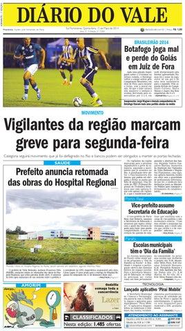 7304 diario quinta feira 15 05 2014 by Diário do Vale - issuu 4f126a3a6c