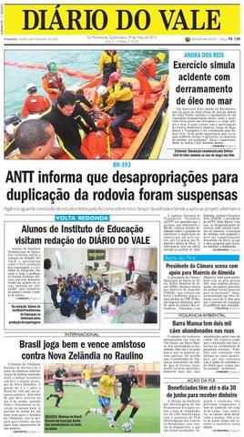 7318 diario quinta feira 29 05 2014 by Diário do Vale - issuu ebf493d9280