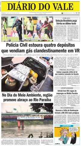 7f25dd9eeb892 7326 diario sexta feira 06 06 2014 by Diário do Vale - issuu