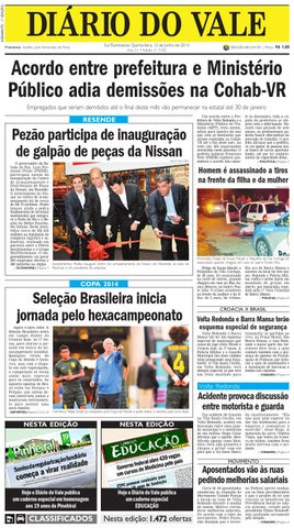 82fd5bd4bb 7332 diario quinta feira 12 06 2014 by Diário do Vale - issuu