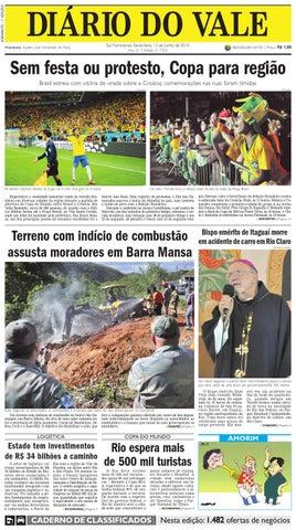 7333 diario sexta feira 13 06 2014 by Diário do Vale - issuu bb71bb8400