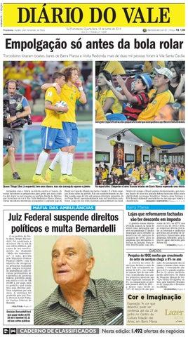 72f2b038d0 7338 diario quarta feira 18 06 2014 by Diário do Vale - issuu