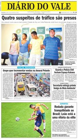 7339 diario quinta feira 19 06 2014 by Diário do Vale - issuu 5d265ec7eb748