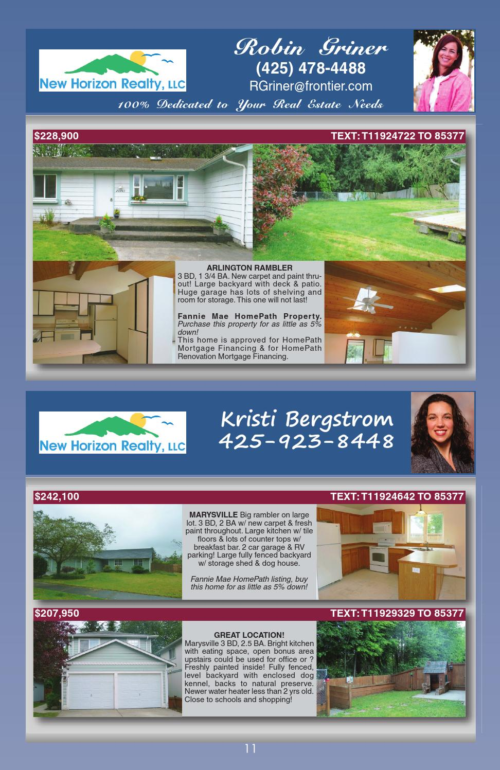 new horizon realty llc volume 1 issue 3 by the real estate book