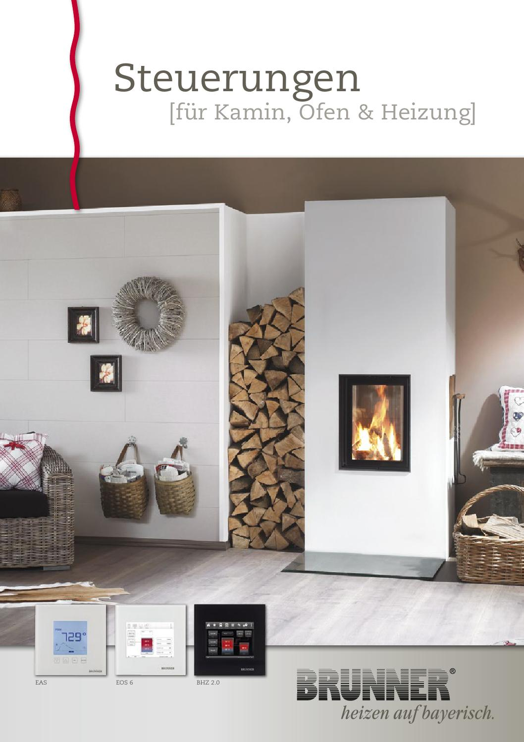 brunner ofensteuerungen esa by stude feuerungstechnik gmbh issuu. Black Bedroom Furniture Sets. Home Design Ideas