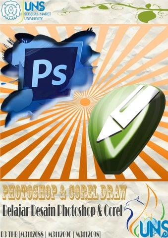 Belajar Desain Photoshop Coreldraw By Desain Grafis D3ti Uns Issuu