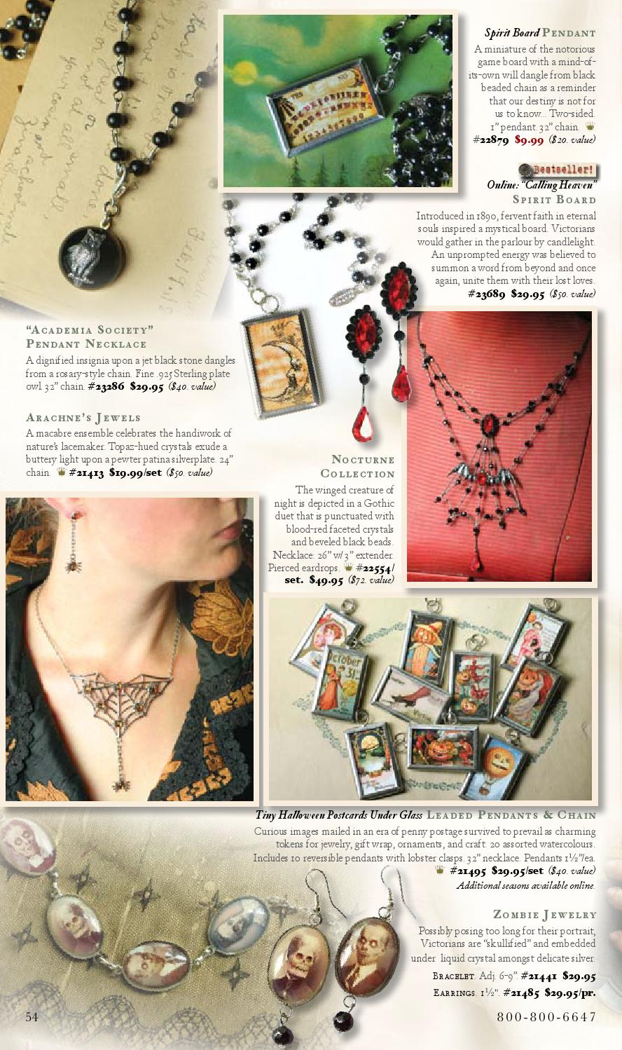 Victorian Trading Co  Jewelry 2 2014 by Victorian Trading Co