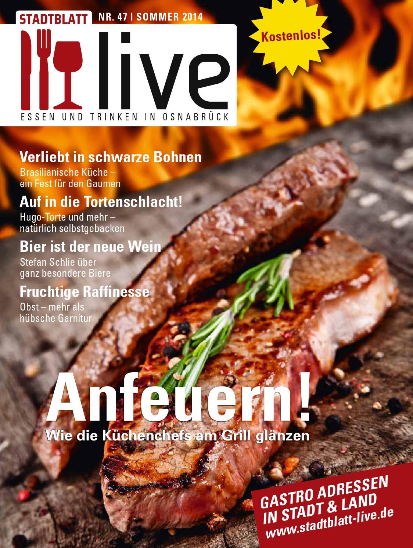STADTBLATT Live Sommer 2014 by bvw werbeagentur - issuu