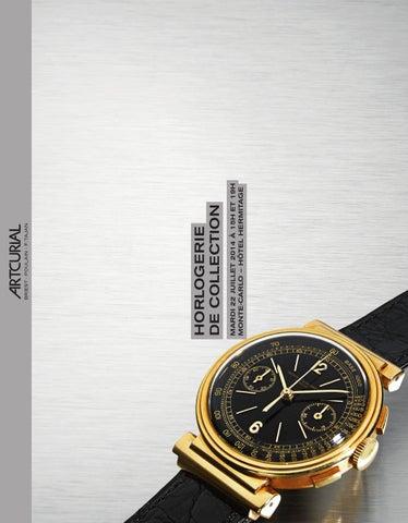 33a9cbd8fc3c Horlogerie de collection by Artcurial - issuu