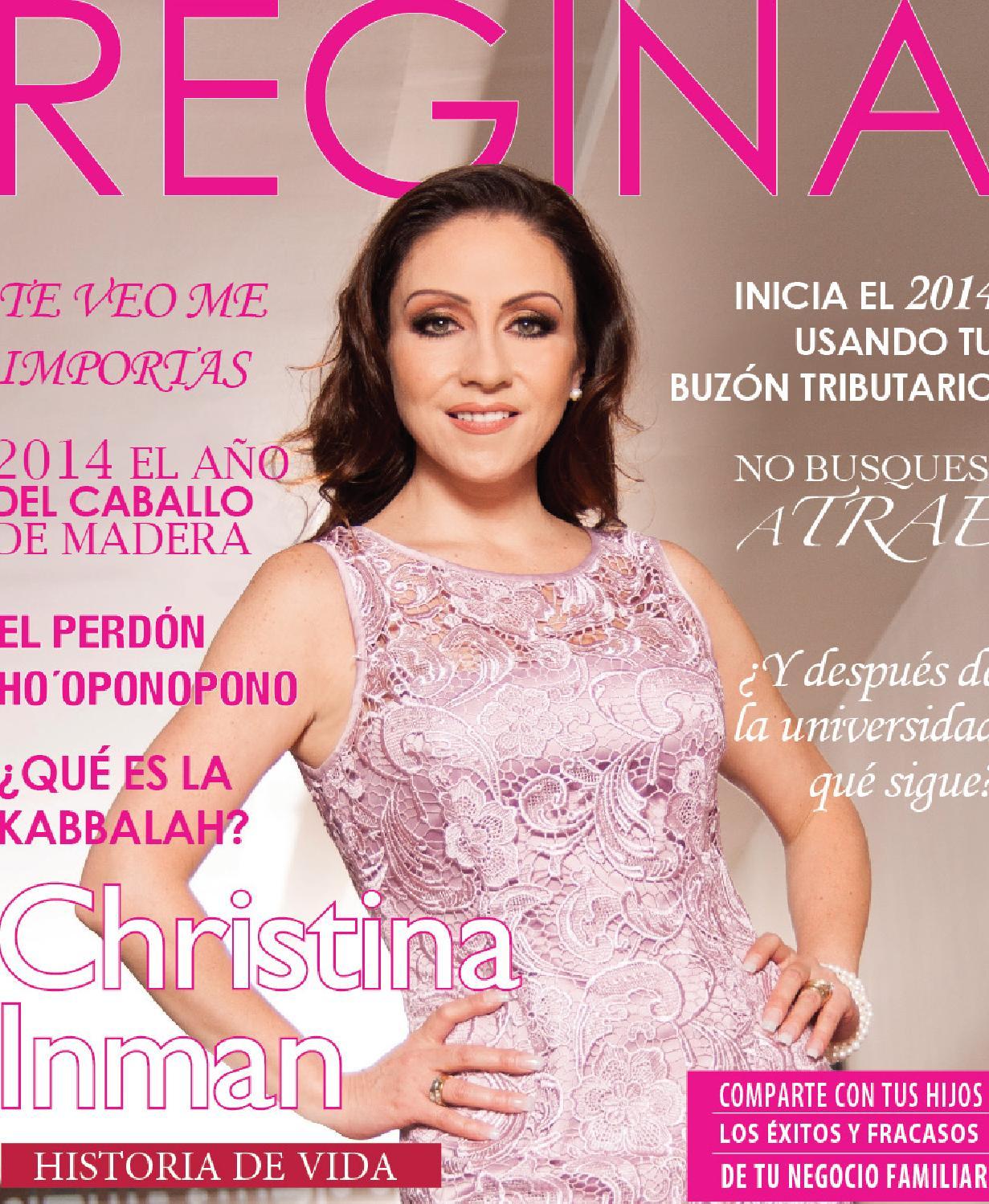 Regina Enero 2014 by Revista Regina - issuu
