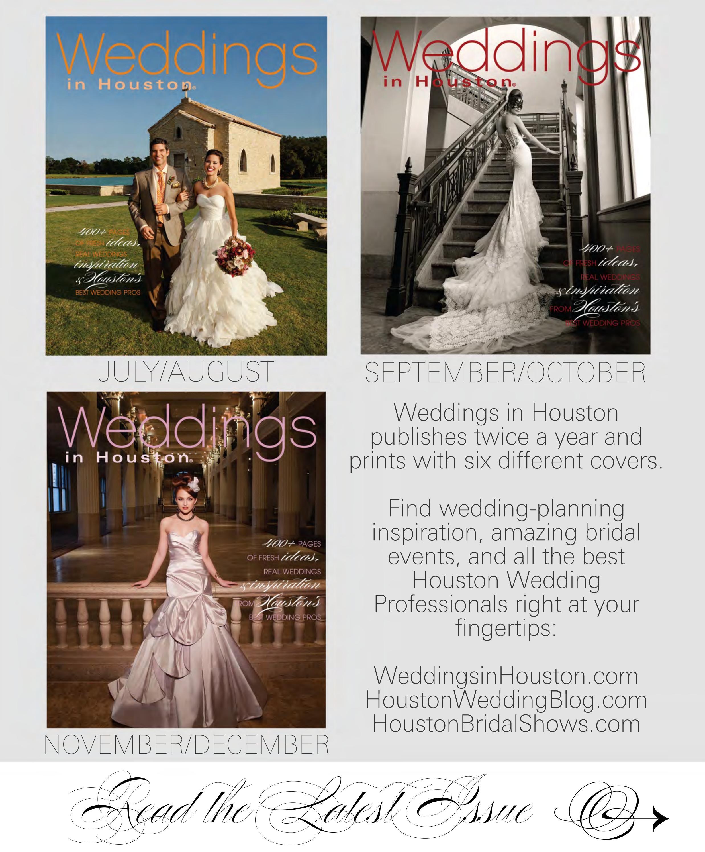 5500c3d7af2d4 Weddings in Houston - JULY-DECEMBER 2014 by Weddings in Houston - issuu