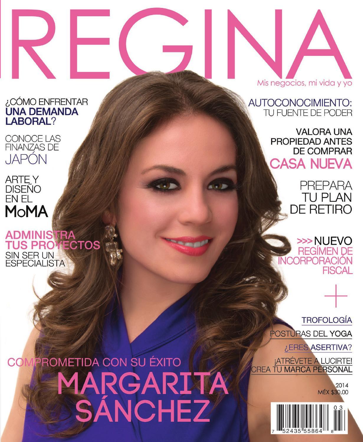 Regina - Marzo 2014 by Revista Regina - issuu