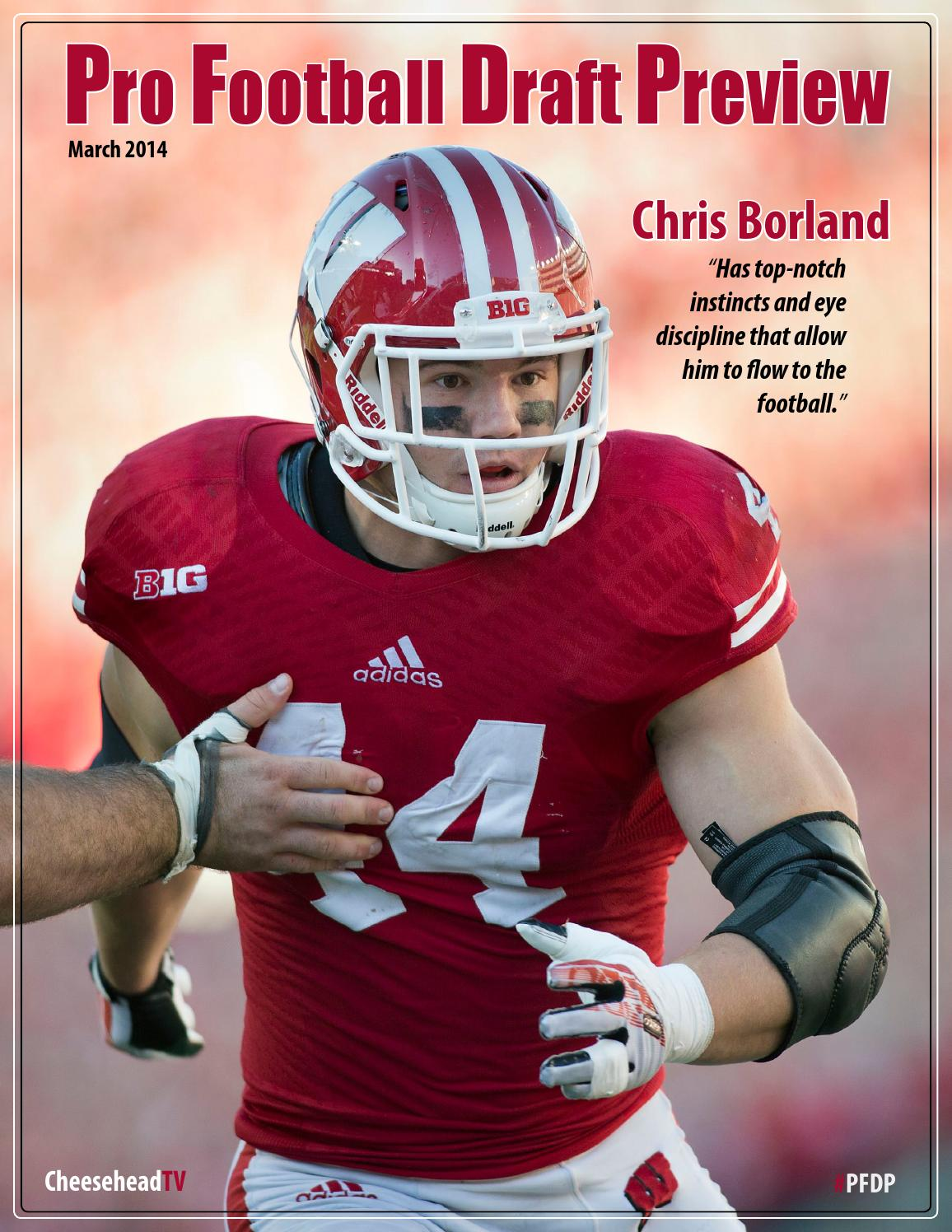 Pro Football Draft Preview, 2014 mobile edition by Brian