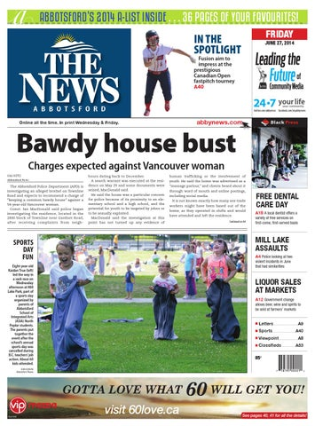 Abbotsford news june 27 2014 by black press issuu page 1 sciox Choice Image