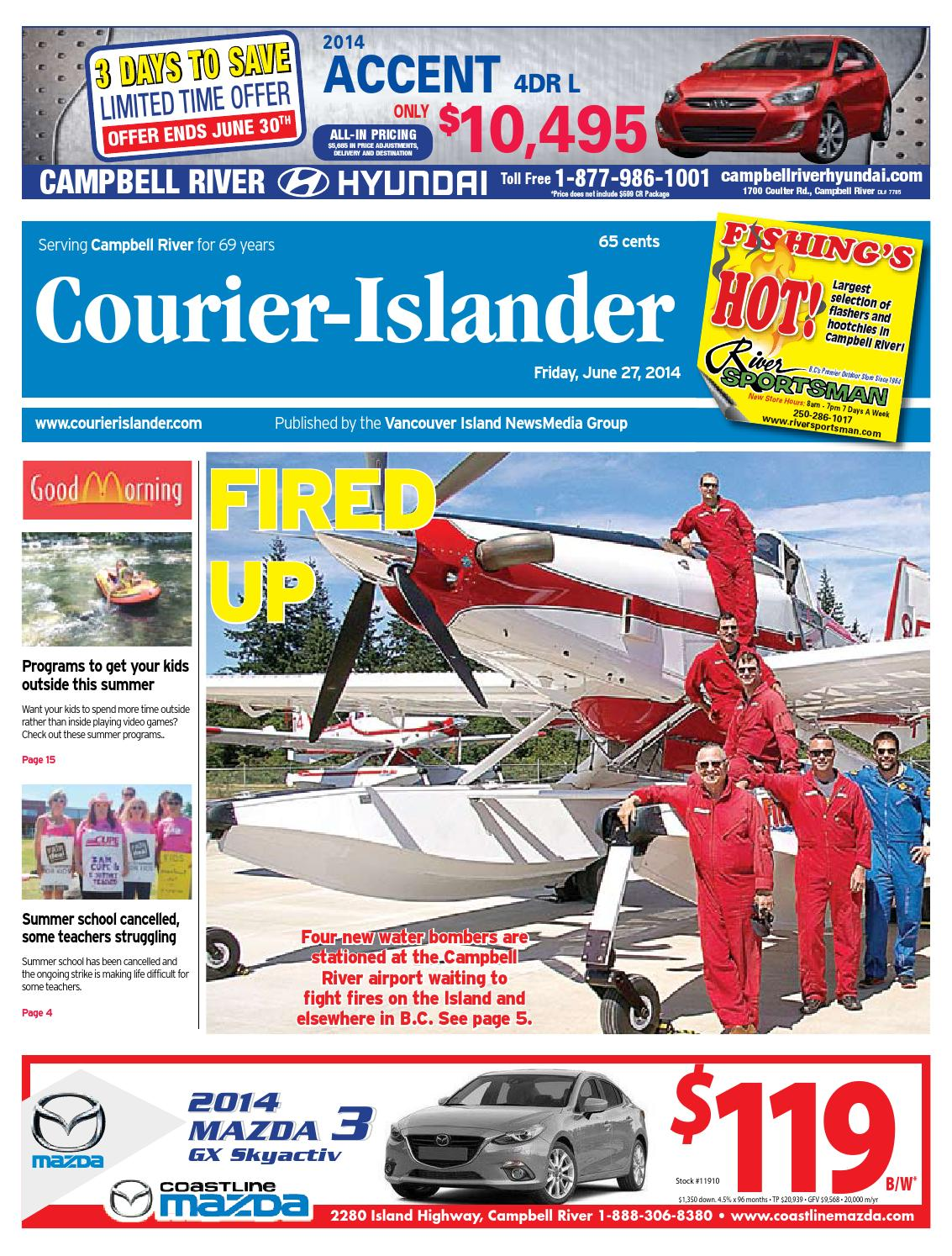 Campbell River Courier-Islander by Campbell River Courier-Islander ... 384b9bbf9d88a