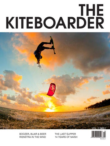 the kiteboarder magazine  pdf