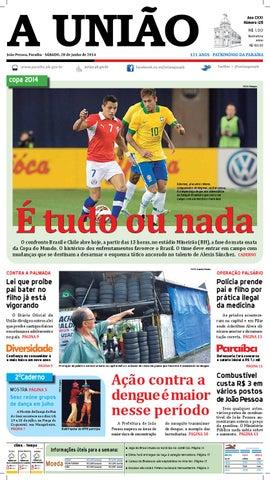 Jornal A União by Jornal A União - issuu 15f882c0d5dd3