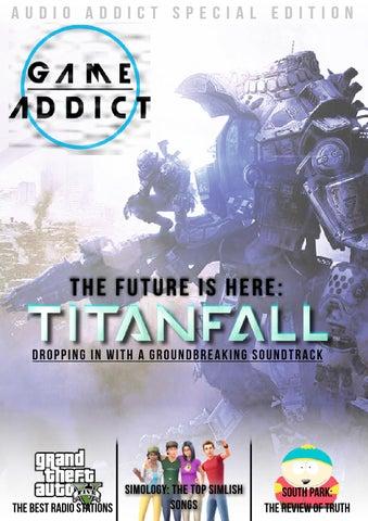 Audio Addict Special Edition 2014 #1 Game Addict by Audio