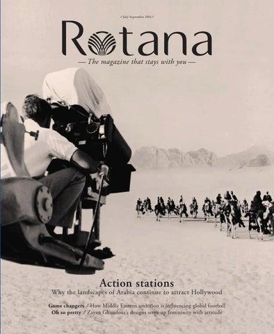 6250eb91a0818 Rotana Magazine July - Sept 2014 by Rotana Magazine - issuu