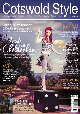 d34662bd12 Cotswold Style July 2014 by Cotswold Style Ltd - issuu