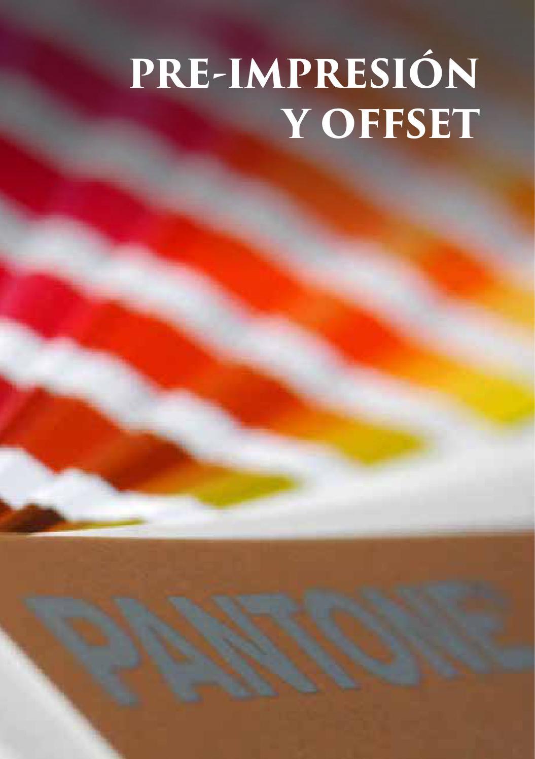 Pre-impresión y offset by Lucas·Creolani - issuu