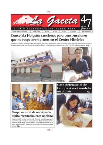 La Gaceta 30 junio 2014 by Diario La Gaceta - issuu cb1191ee2bc