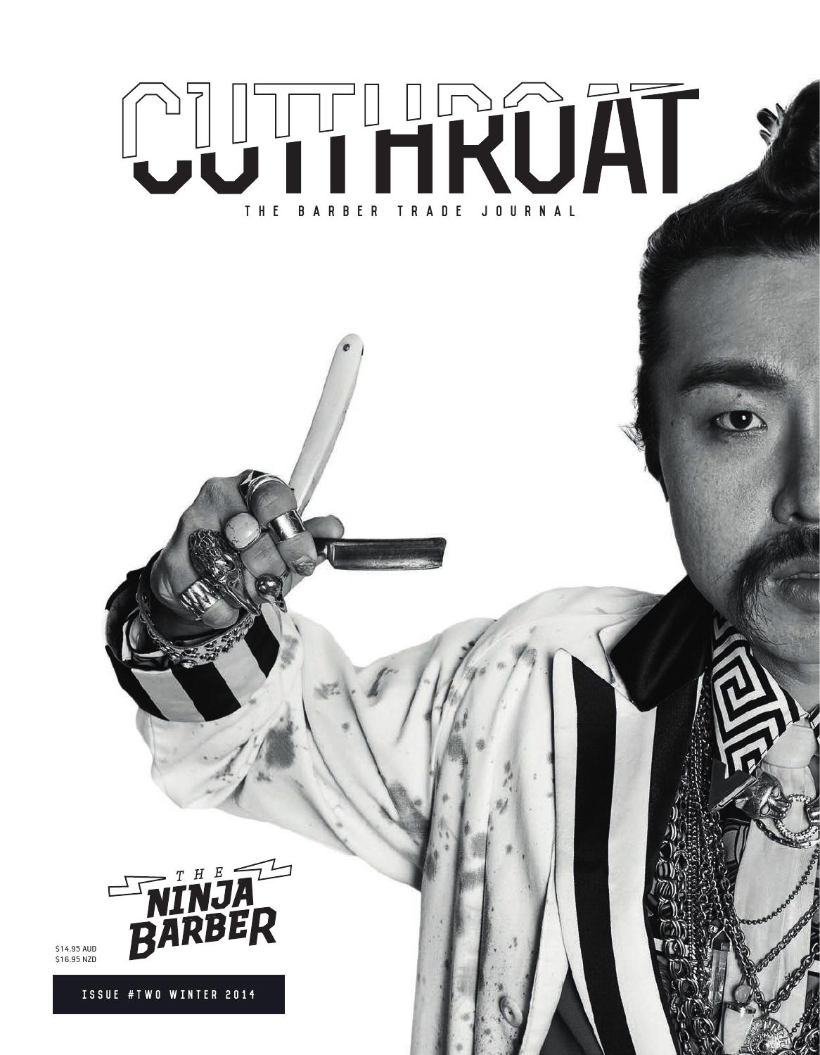 The Cutthroat Journal Issue 2 by The Cutthroat Journal - issuu
