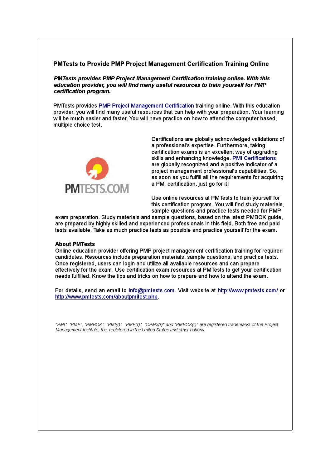 Pmp Certification Sample Questions Gallery Creative Certificate