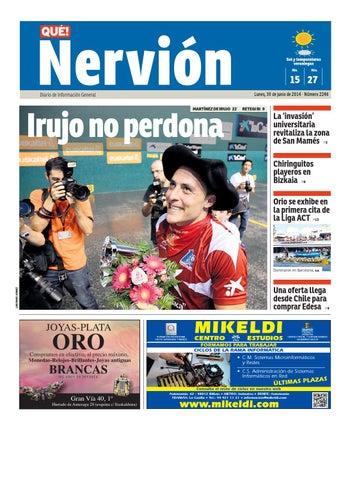 Tu Qué!Nervión de hoy: 30.06.14. by SRB SRB - issuu