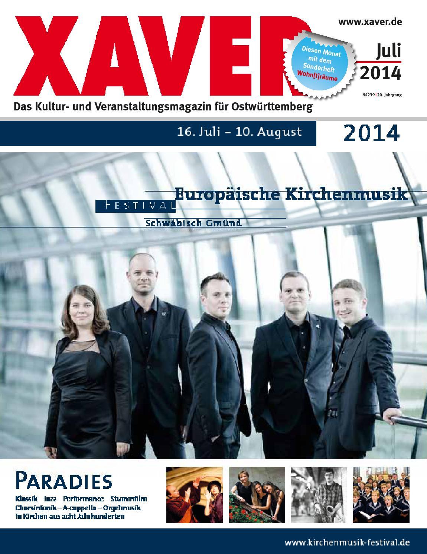 Xaver 07i14 by Hariolf Erhardt issuu