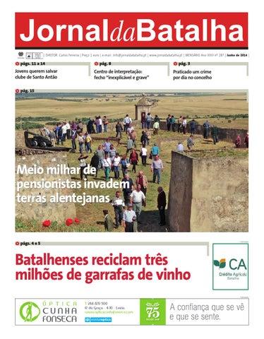 04ec7d6ad JORNAL DA BATALHA EDIÇÃO DE JUNHO DE 2014 by Jornal Batalha - issuu