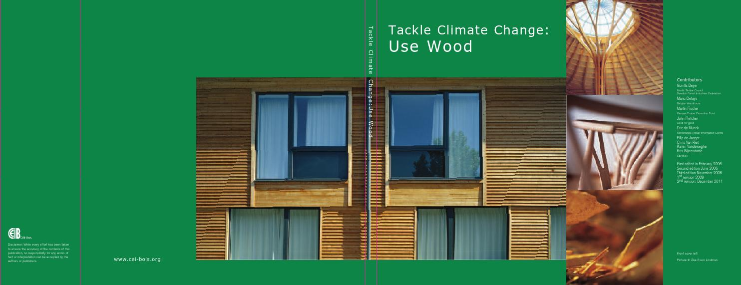 Tackle Climate Change Use Wood By Marlegno Prefabricated Wooden Buildings Issuu
