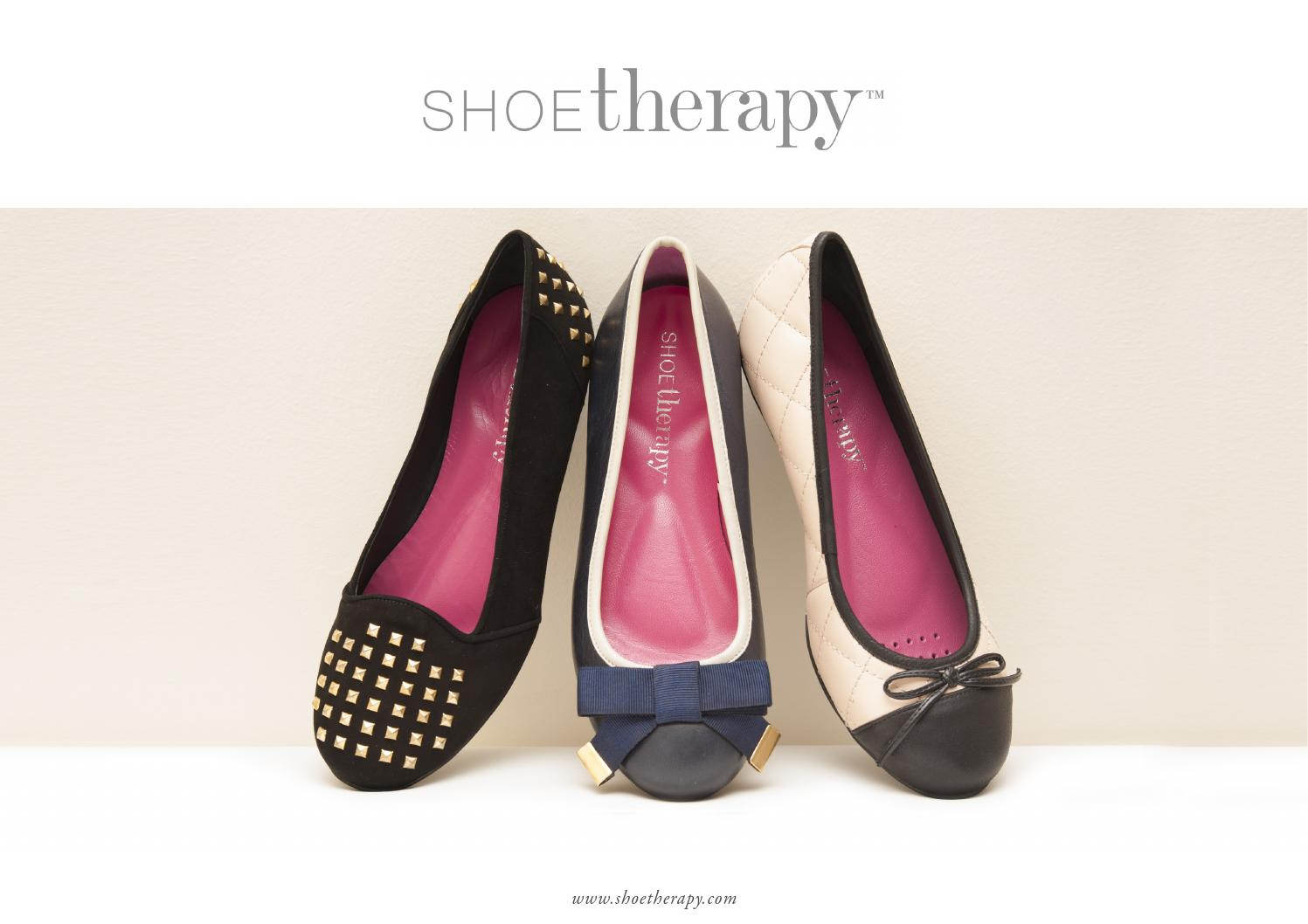 ShoeTherapy Linesheet by Seraphine issuu