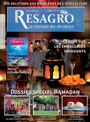 Resagro 51 By Resagro Magazine Issuu