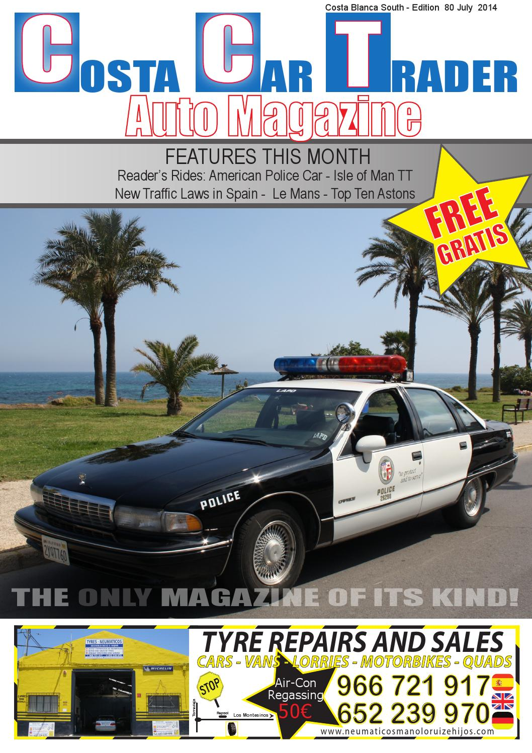 d3dd913c95 CCT July 2014 by Costa Car Trader - issuu