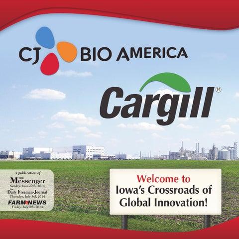 Cj Bio America and Cargill Grand Opening by Newspaper - issuu