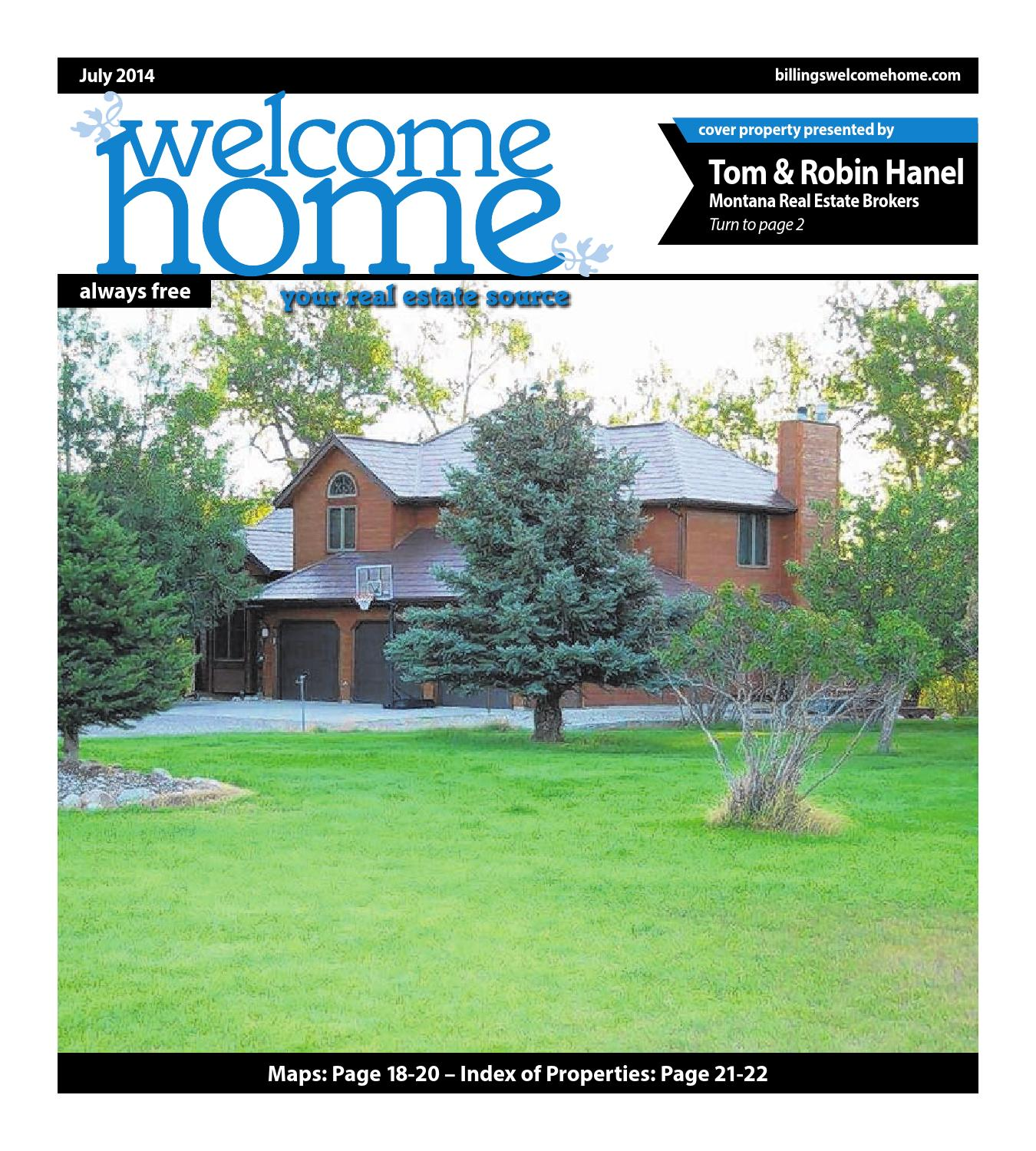 Wel e Home by Billings Gazette issuu